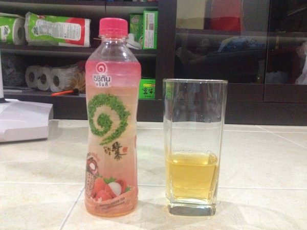 OISHIのライチ味
