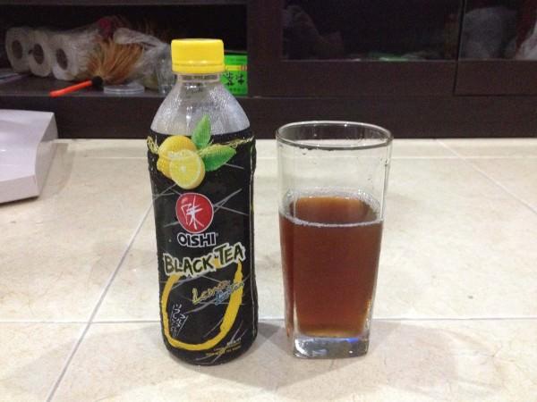 OISHIのレモンアイス