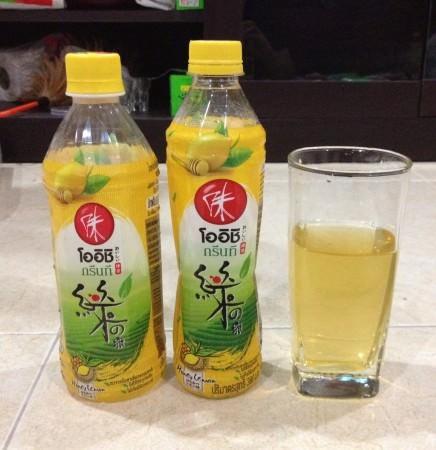 OISHIのハニーレモン