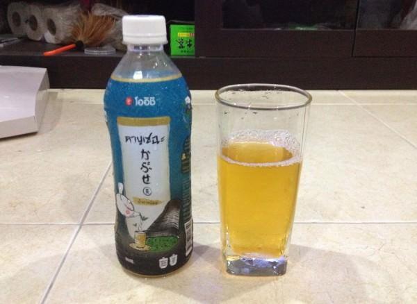 OISHIのかぶせ茶