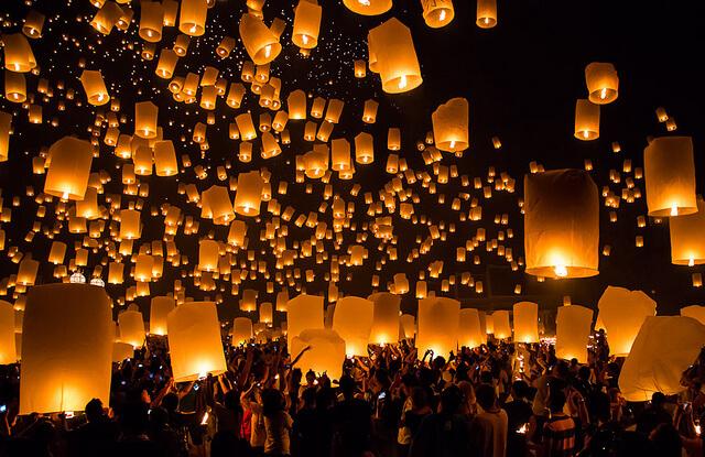 ニートやひきこもりの一人旅。タイで驚く6つのこと。