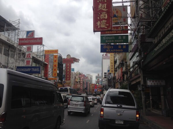 バンコクのチャイナタウン(ヤワラート)を100倍楽しむための基礎情報。