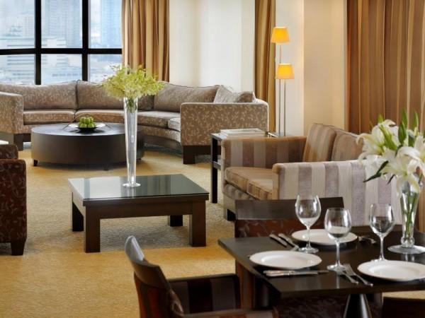 ルブアホテルの客室