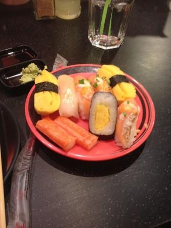 SHABUSHIの寿司02