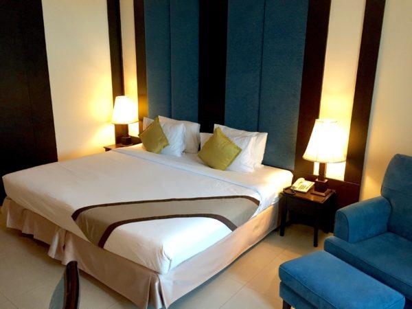 インティメイト ホテルのベッド