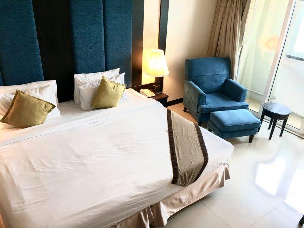 インティメイト ホテル (Intimate Hotel)の客室1