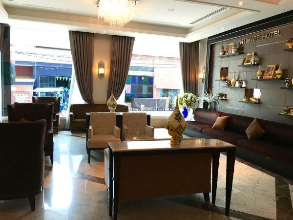 インティメイト ホテル (Intimate Hotel)のエントランス1