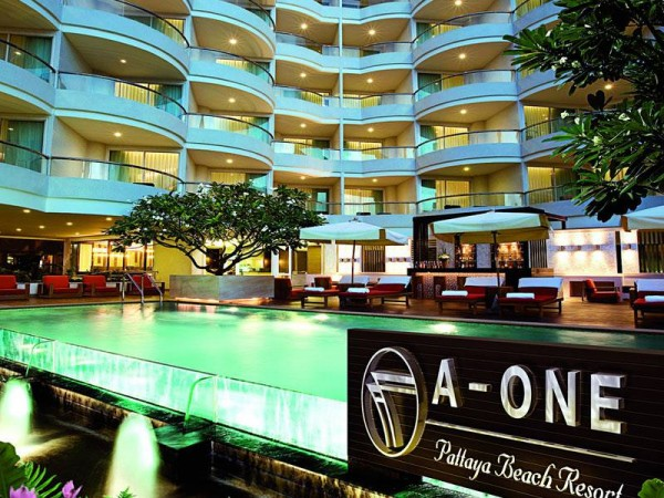 a-one-pattaya-beach-resort