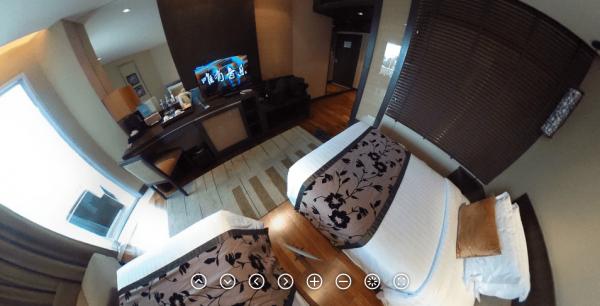 A ワン パタヤ ビーチリゾートの室内360カメラ