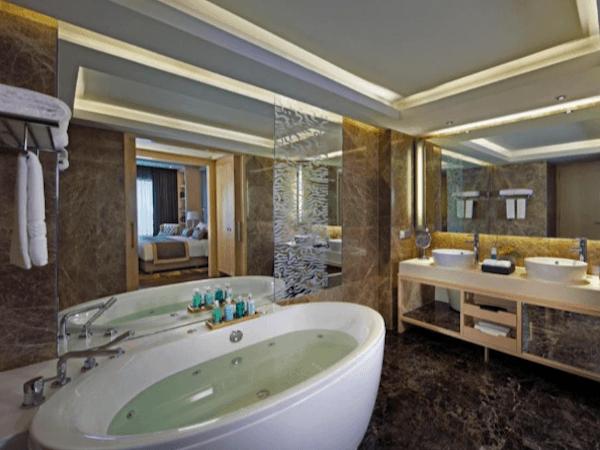 アマリウォーターゲートホテル バスルーム