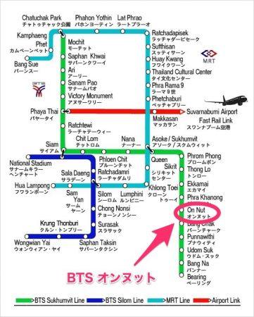 BTS MAP オンヌット