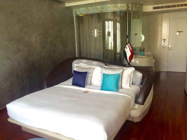 バラクーダ パタヤ ベッド