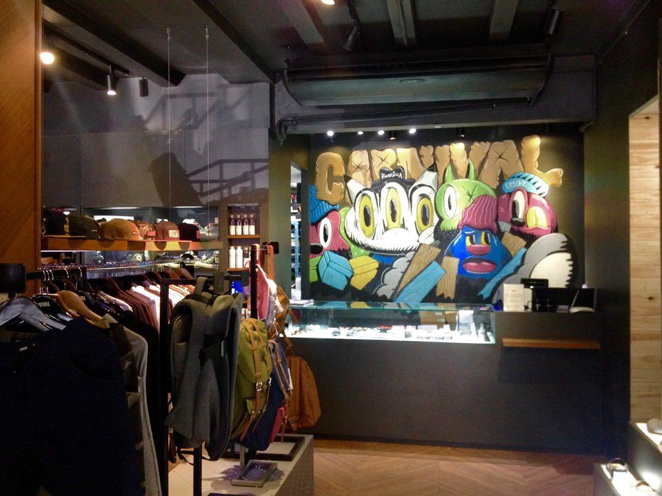 バンコクで買い物。センスが良い若者向けの店4店舗を紹介。