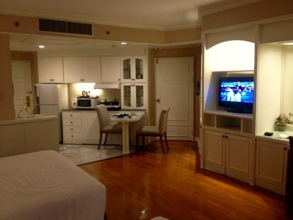 センターポイントプラトゥナームホテルの室内