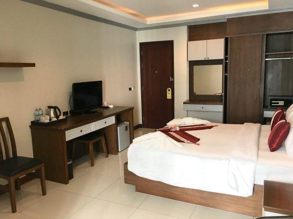 H ブティック ホテル パタヤ (H Boutique Hotel Pattaya)の客室2