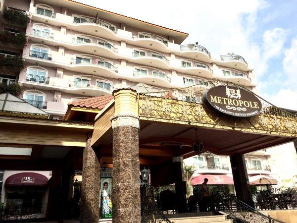 LK メトロポール ホテル (LK Metropole Hotel)の外観