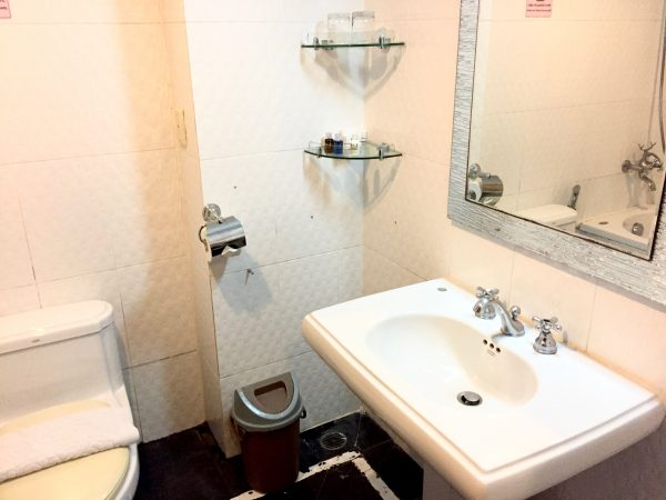 LK メトロポール ホテル (LK Metropole Hotel)のシャワールーム1
