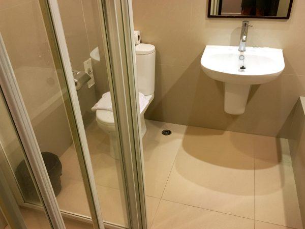 グリーンベルズ バスルーム1