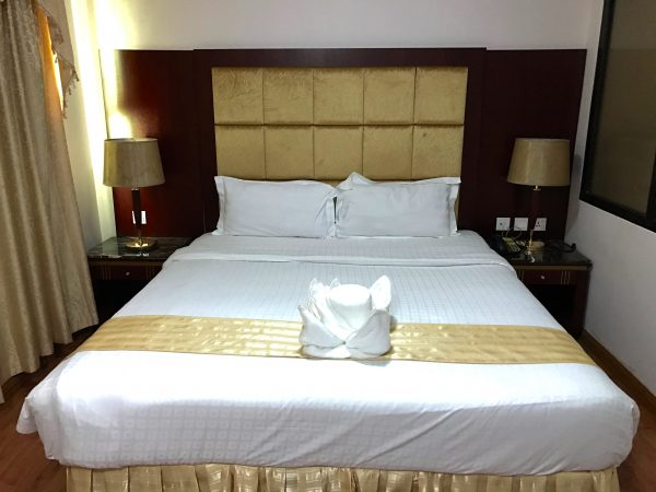 ザ プリヴィ ホテル (The Privi Hotel)のベッド