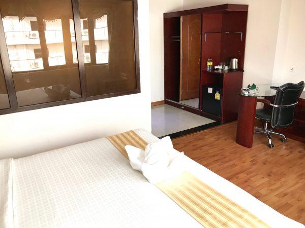 ザ プリヴィ ホテル (The Privi Hotel)の客室1