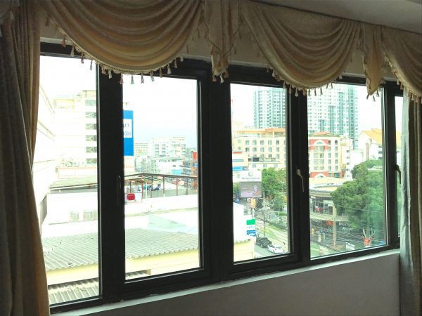 ザ プリヴィ ホテル (The Privi Hotel)の客室から見える景色