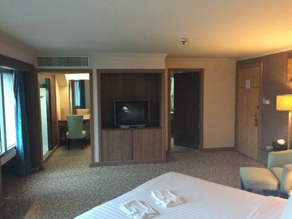 バイヨーク スカイ ホテル(Baiyoke Sky Hotel)の客室