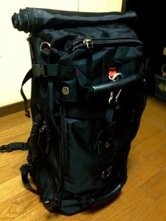 KAKAの3WAYバッグ01