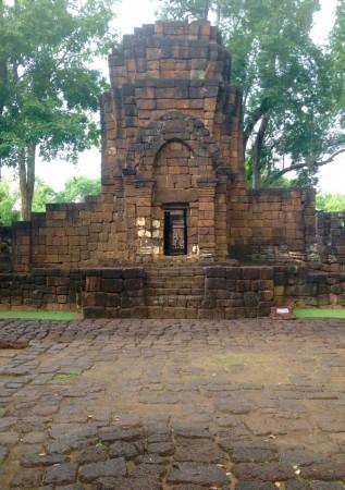 ムアンシン歴史公園の遺跡