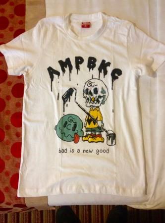 ampbkkのTシャツ02