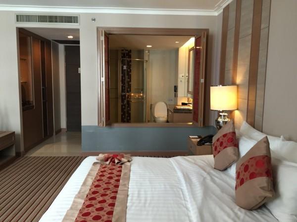 バークレイホテルの客室02