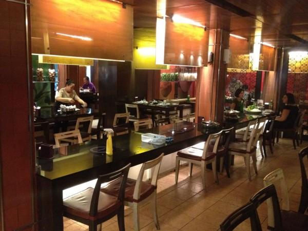 コカレストラン。店内の雰囲気03