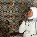イスラムの女性
