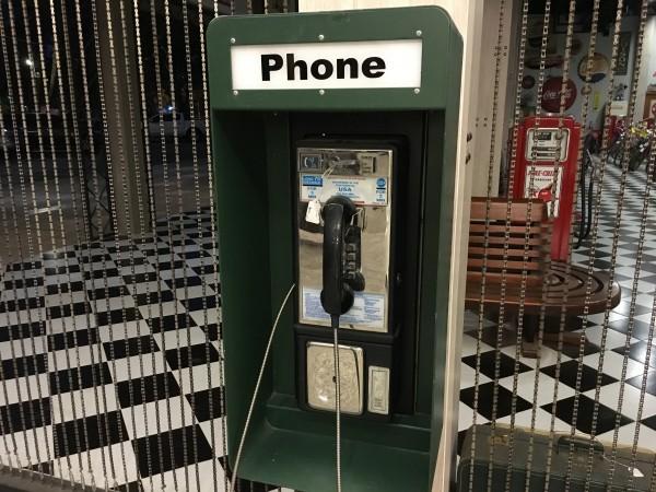 ステーションワンホテルの電話