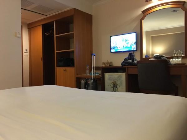 ステーションワンホテルの部屋