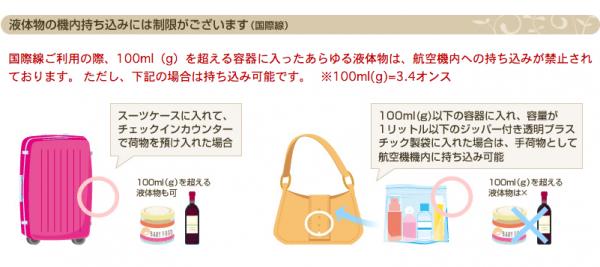 成田空港 ペットボトル持ち込み