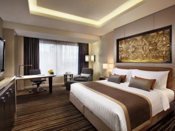 アマリ ウォーターゲート ホテルの客室