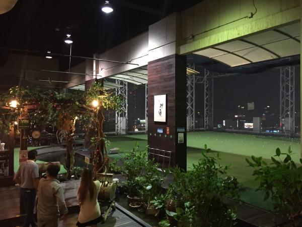 バイヨークスカイホテル ゴルフレンジ2
