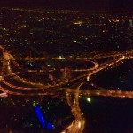チットロムの夜景