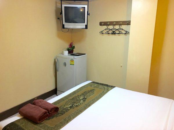 タイコージーハウスのベッド2
