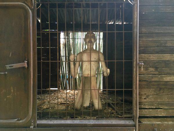 強制連行される捕虜