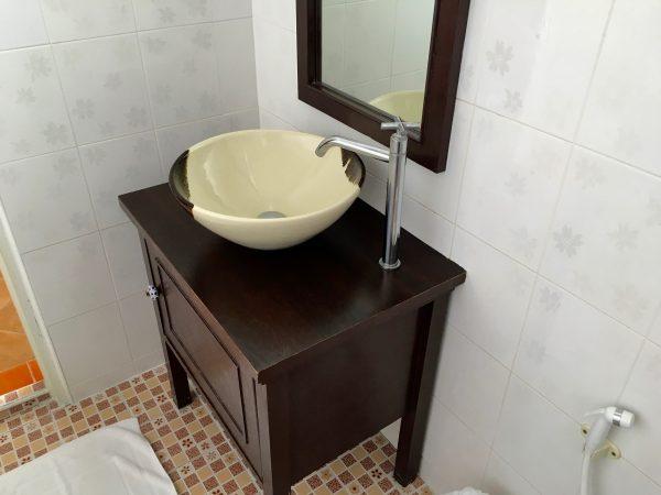 ファンナコンバルコニー シャワールーム2