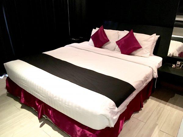 デラックス ダブルまたはツイン (Deluxe Double or Twin)のベッド