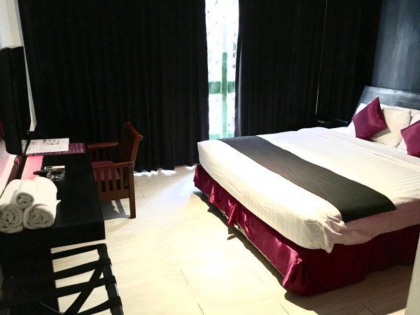 グランド イン ホテル (Grand Inn Hotel)の客室1