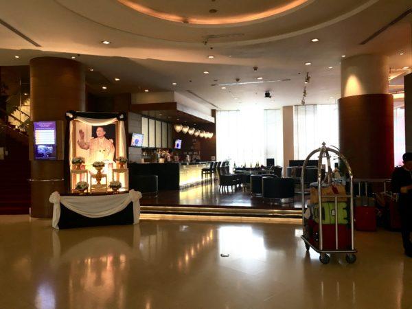 グランド スクンビット ホテル バンコク マネージド バイ アコー (Grand Sukhumvit Hotel Bangkok ? Managed by Accor)のエントランス2