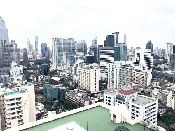 グランド スクンビット ホテル バンコク マネージド バイ アコー (Grand Sukhumvit Hotel Bangkok ? Managed by Accor)の客室から見える景色