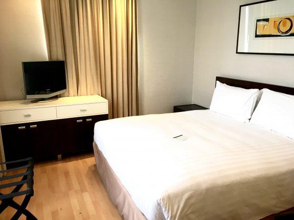 グランド スクンビット ホテル バンコク マネージド バイ アコー (Grand Sukhumvit Hotel Bangkok ? Managed by Accor)の客室1
