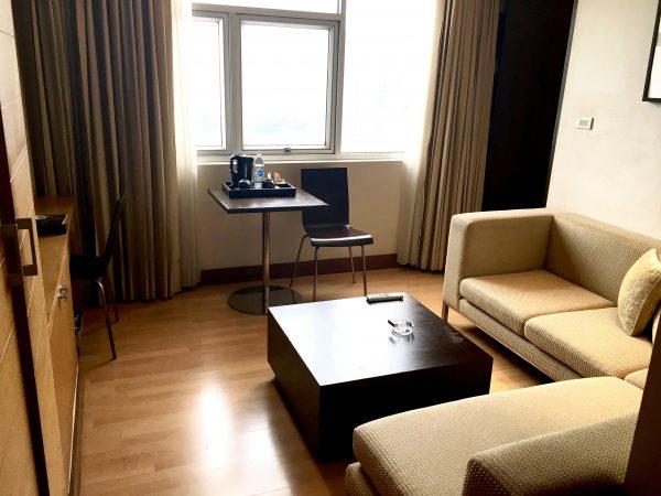 グランド スクンビット ホテル バンコク マネージド バイ アコー (Grand Sukhumvit Hotel Bangkok ? Managed by Accor)の客室2