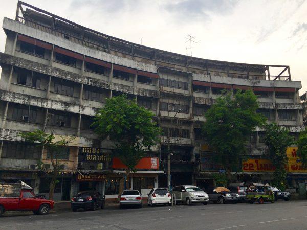 ジュライホテル跡地