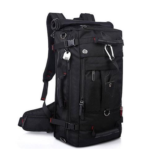今更だけど買ってよかった。海外旅行以外でも活躍する3wayバッグ。