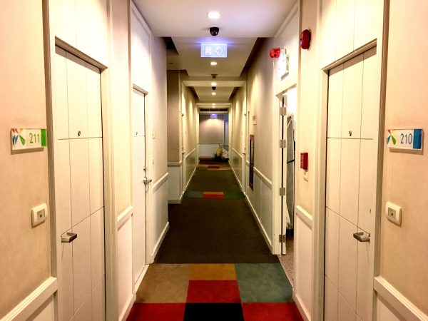 スーペリア ダブルルーム (Superior Double Room)の共用部
